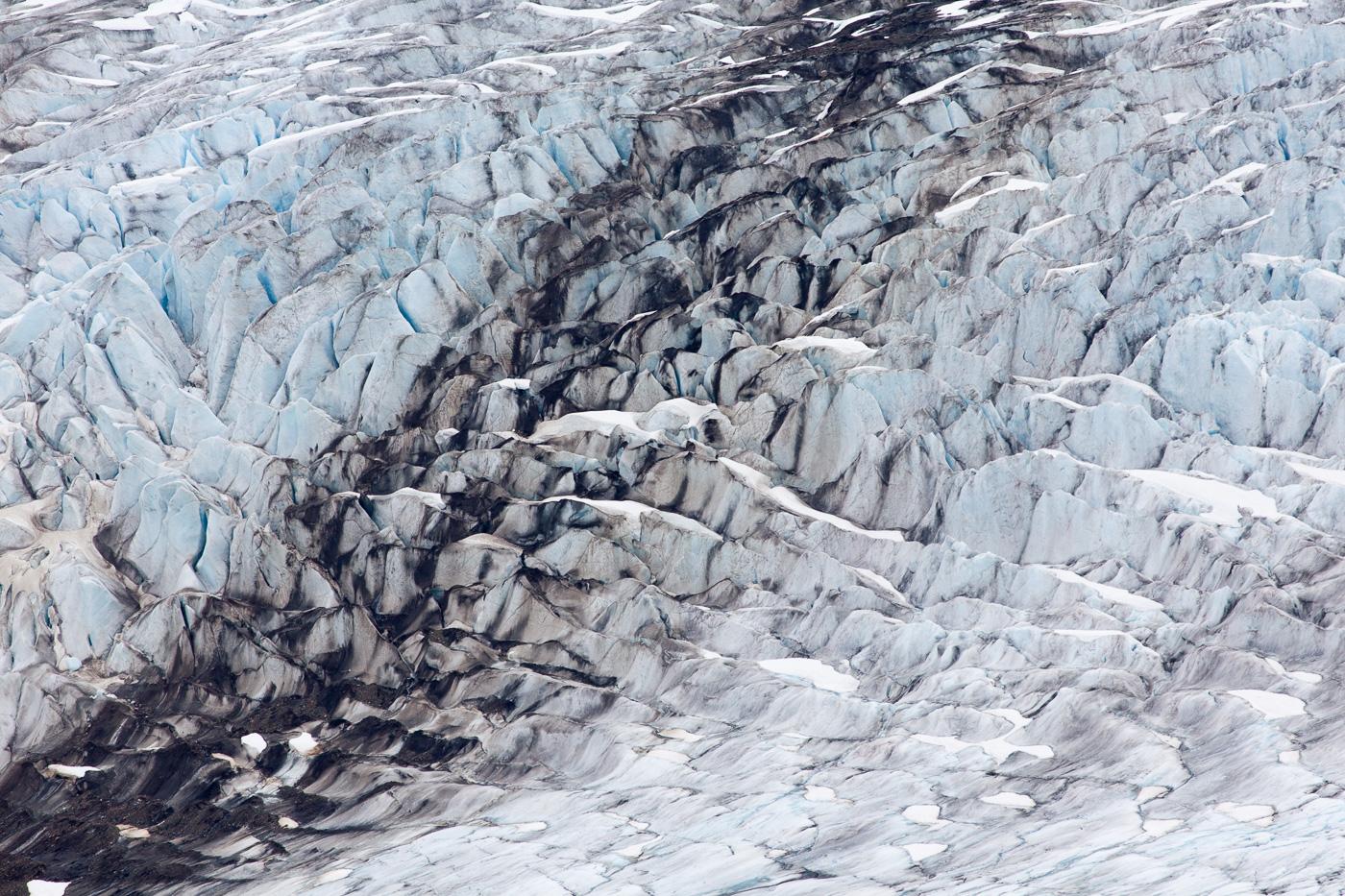 Laksebræ eller Salmon Glacier