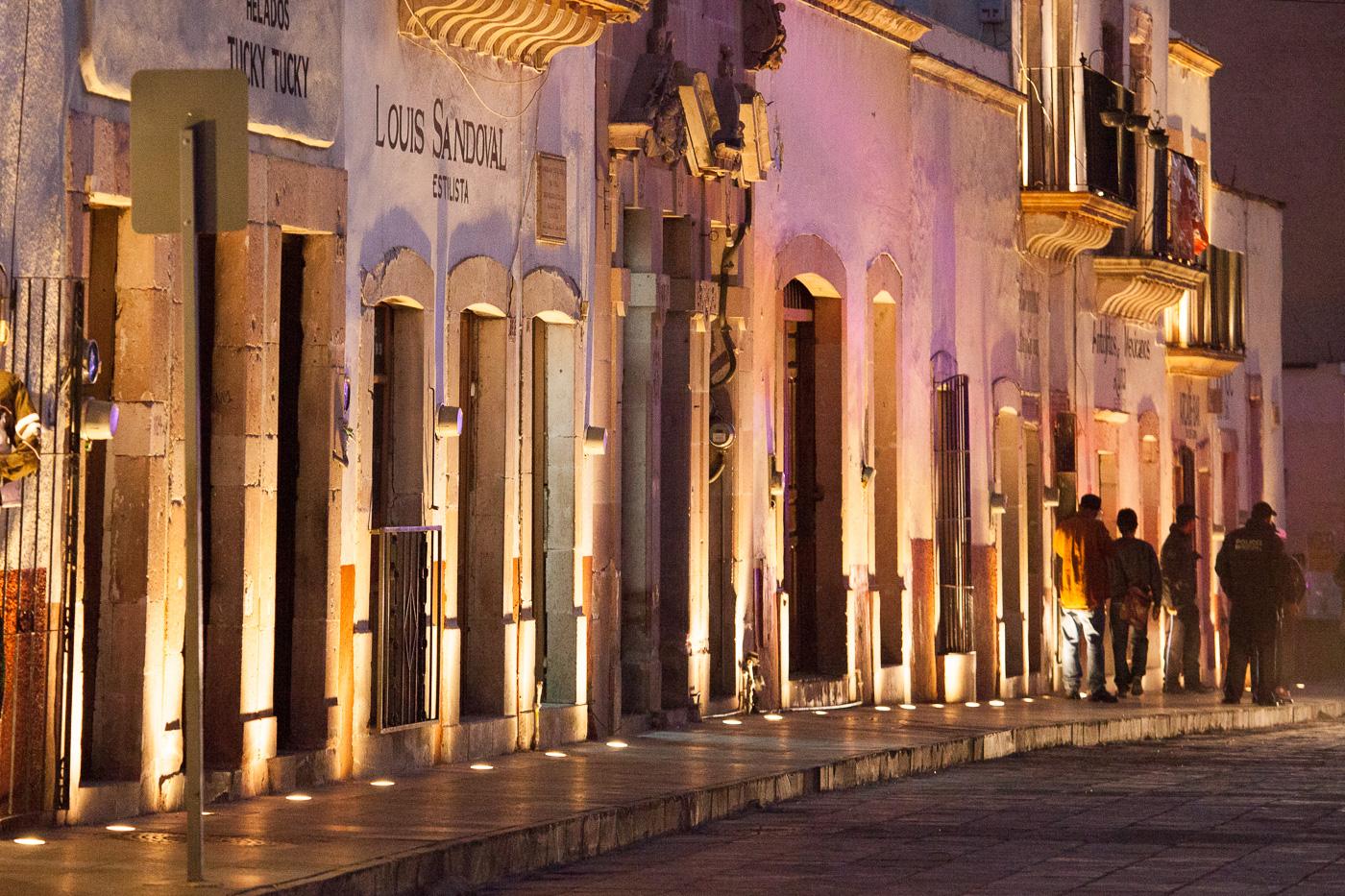Zacatecas - en af Mexicos sølvbyer