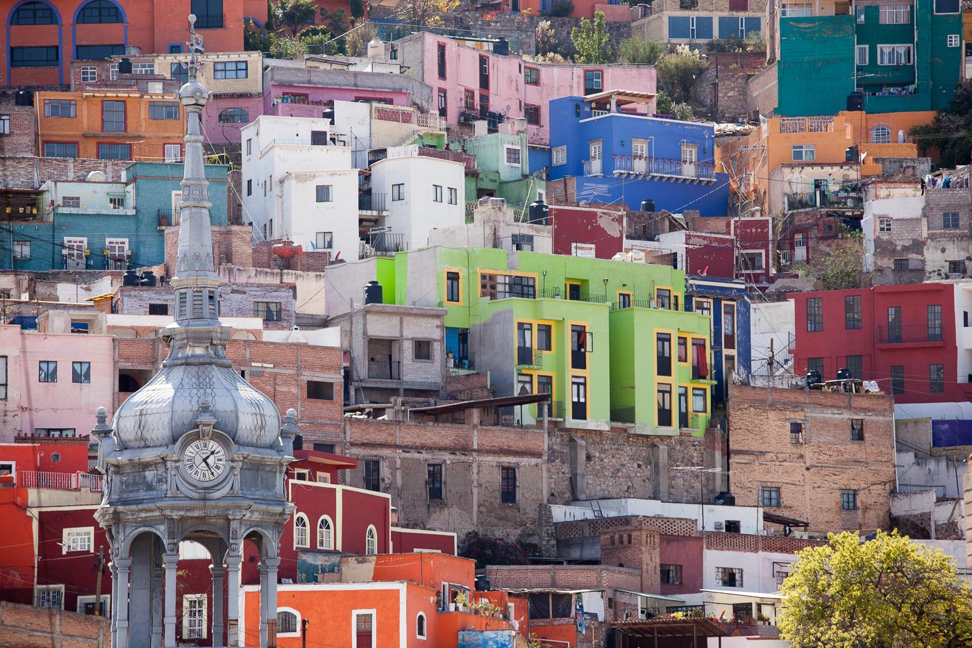 Mexico for alle sanser