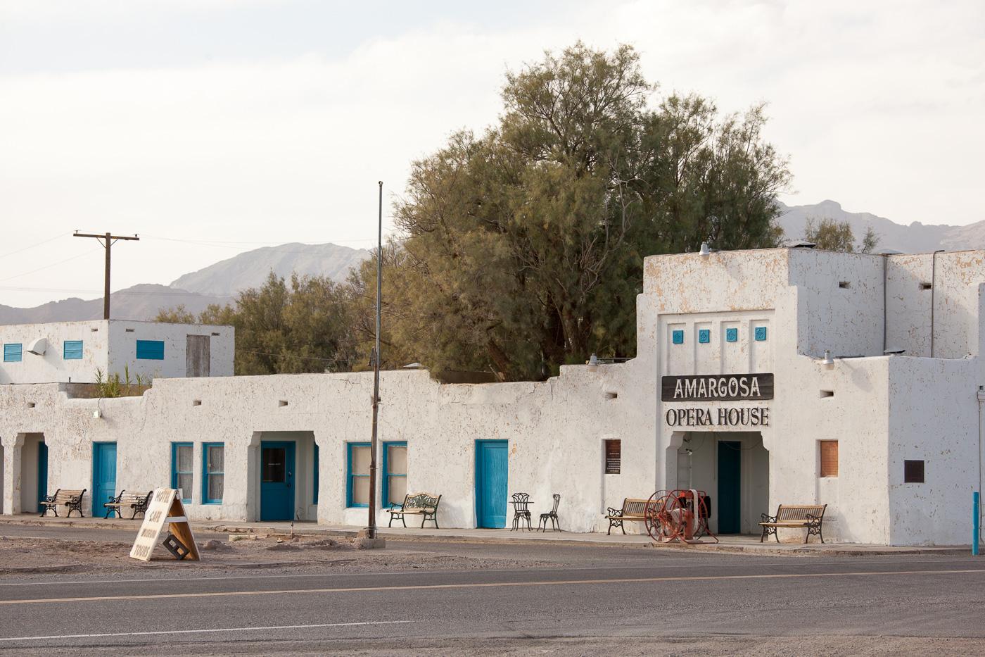 Operahuset i ørkenen