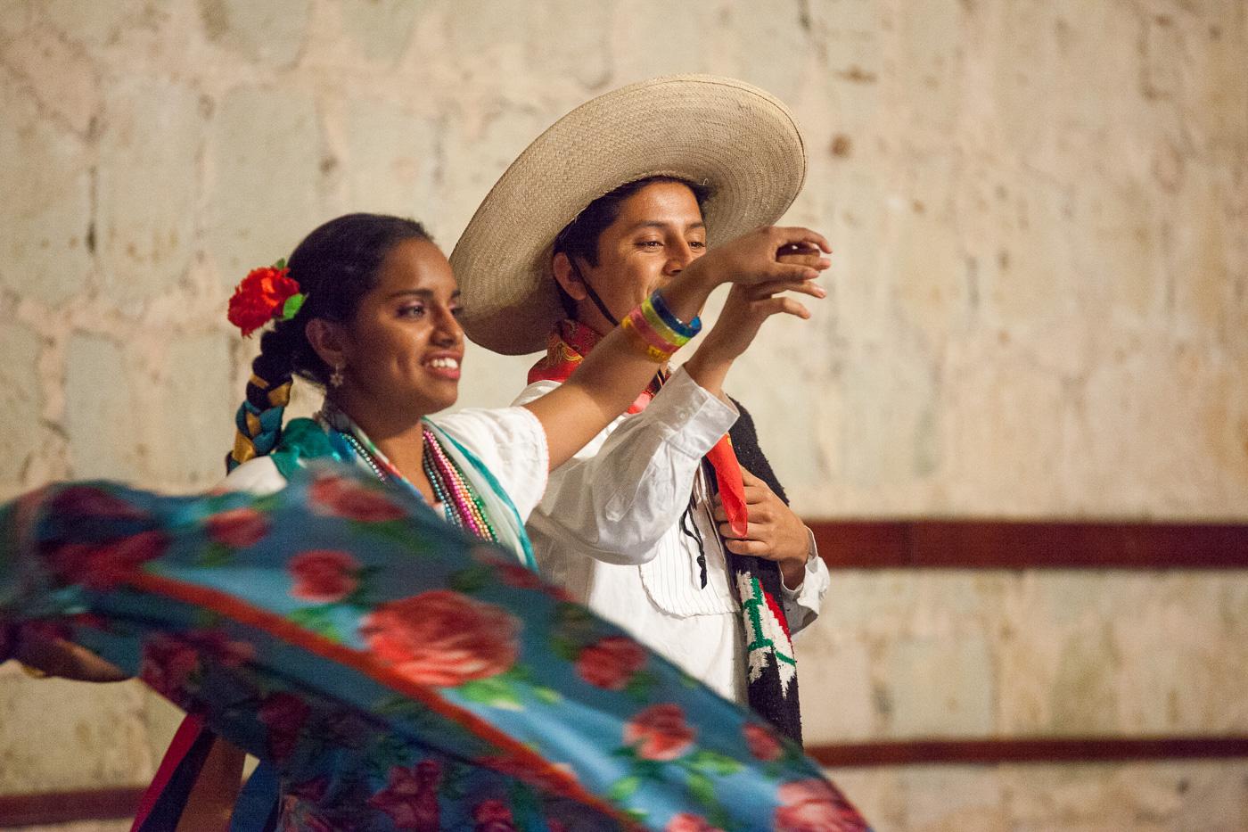 Dans i Oaxaca
