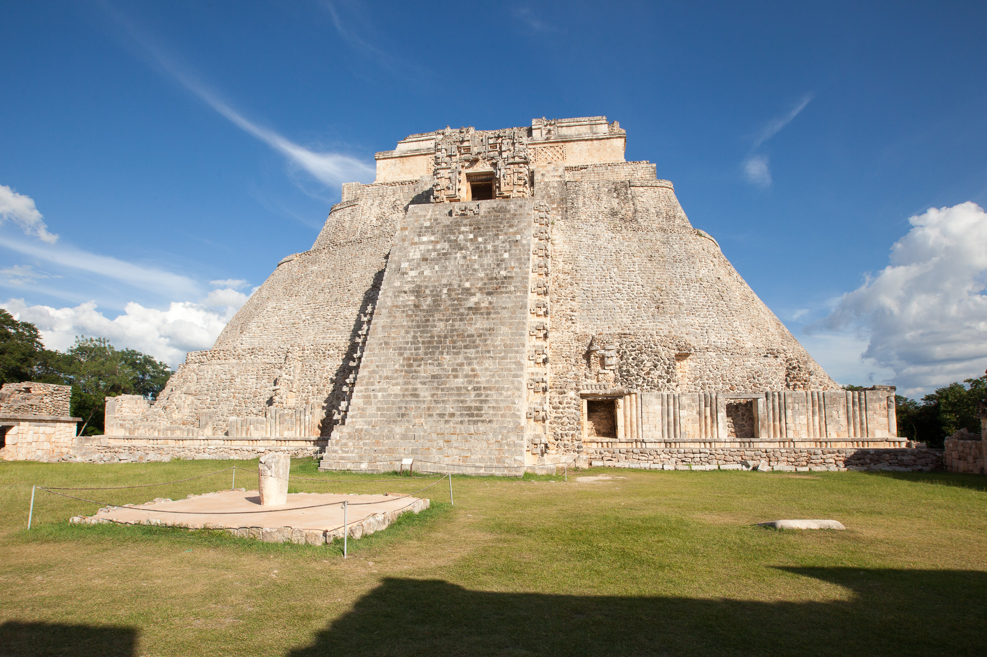 Antikke byer på Yucatán