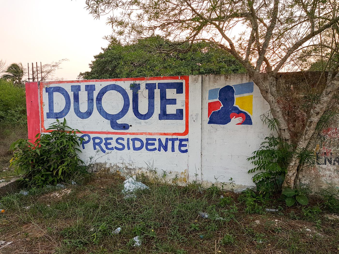 Colombias møjsommelige vej fremad